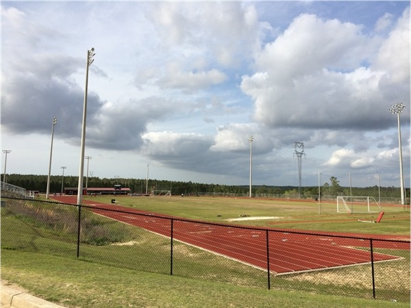 "On ""The Hill,"" this field serves track events and soccer games"