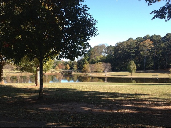 Deibert Park in Florence, AL