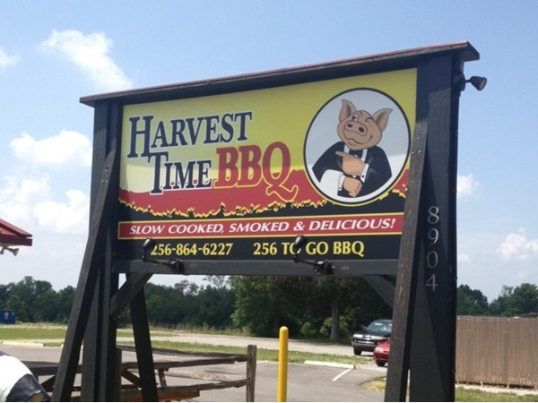Voted one of the top ten BBQ joints in Alabama.  Living close can drive you wild for BBQ!