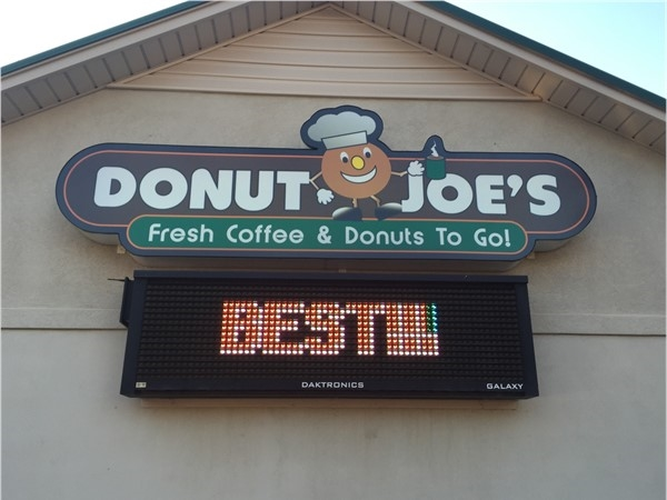 Donut Joe's - Voted best of the best