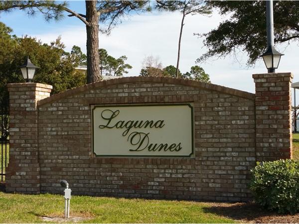 Great Lagoon front neighborhood