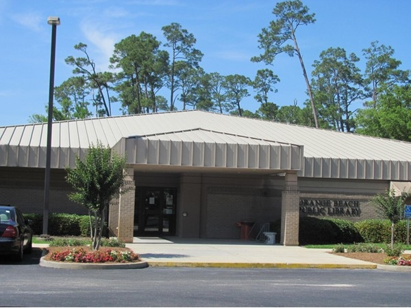 The Orange Beach Library