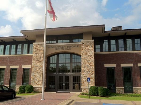 Mountain Brook Schools Board of Education.