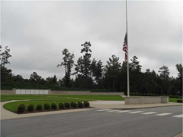 National Cemetery inMontevallo