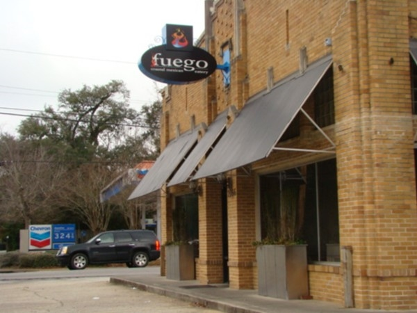 Fuego is a fun, local restaurant near Ashland Place - don't miss Tuesday Taco night!