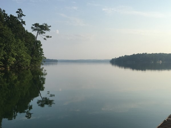 Easy, peaceful living at Lake Martin
