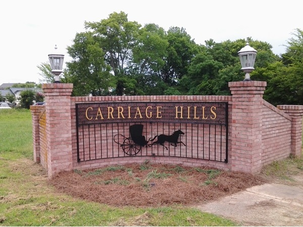 Carriage Hills Subdivision Real Estate Homes For Sale In: home builders in montgomery al