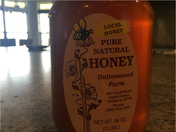 Star Market in Five Points has your local honey