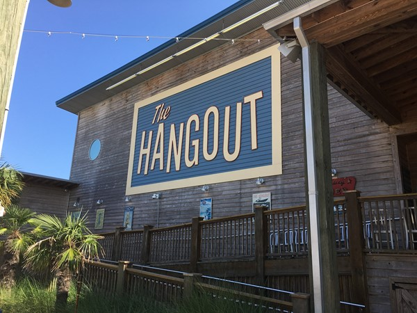 The Hangout. Indoor and outdoor fun for the entire family