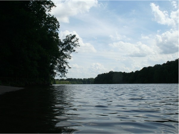 The Coosa River is a wonderful summer spot