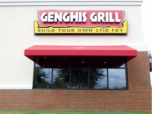 Genghis Grill at EastChase