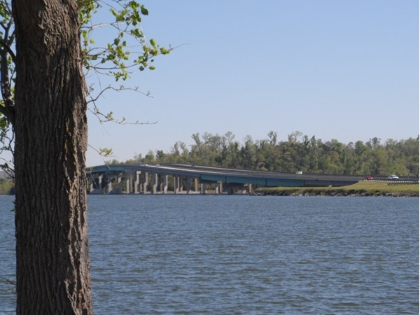Guntersville River Bridge