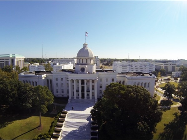 Capital Building, Downtown Montgomery