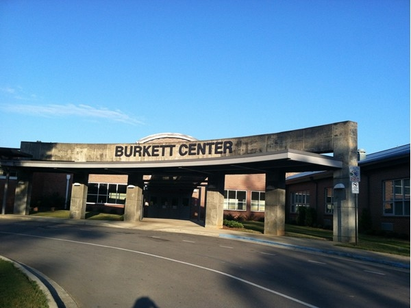 The Burkett Center is a school for students with multiple mental and physical disabilities