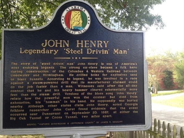 Legendary John Henry