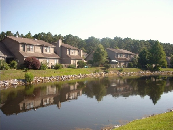 Come watch the ducks in the lake at Lakewood Villas - Gulf Shores