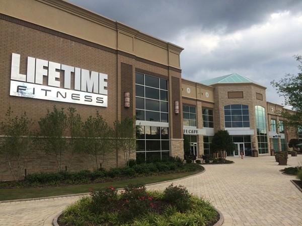 Lifetime Fitness Health Club