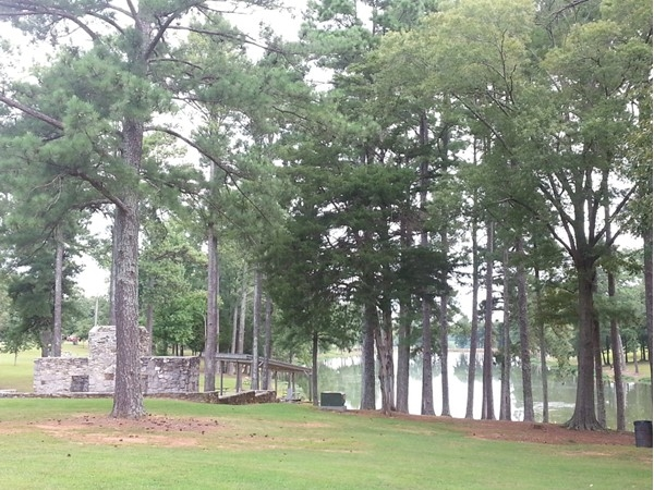 Sharon Johnston Park in New Market, Alabama