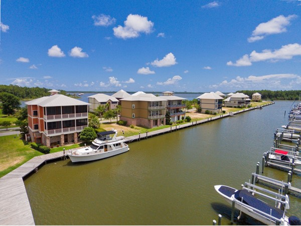 Beautiful development with private marina and many other amenities