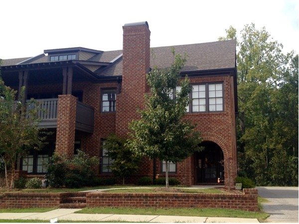 Trussville springs model home