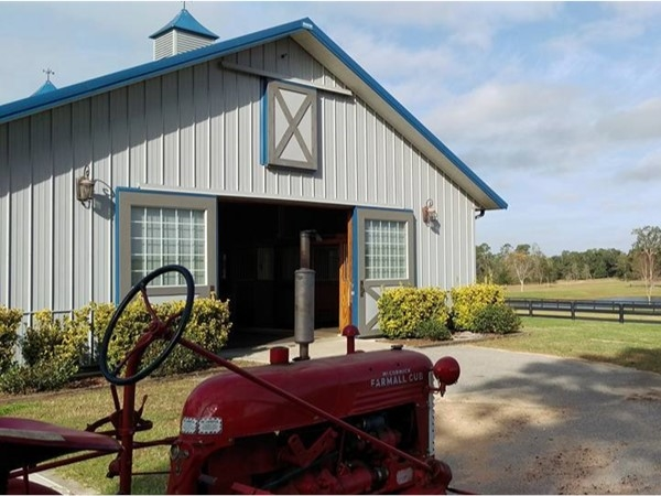 Farm life in Lillian