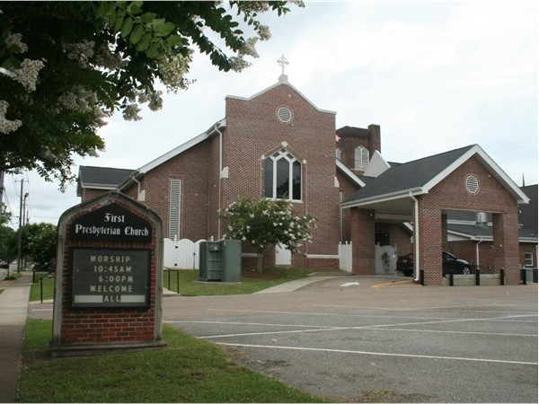 First Presbyterian Church of Prattville