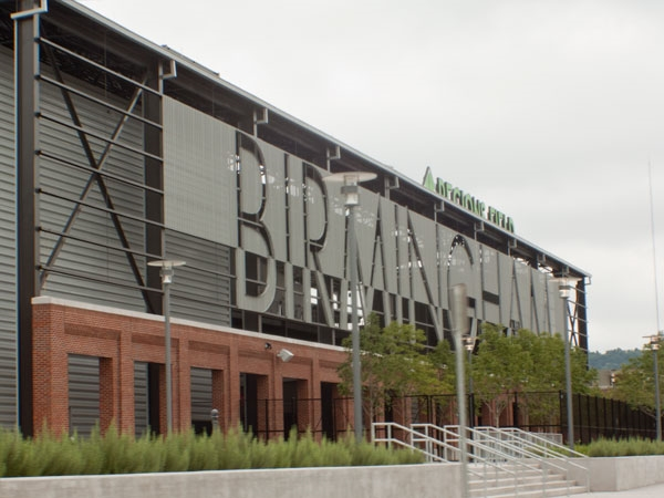 Regions Field In Birmingham - Home Of The Barons