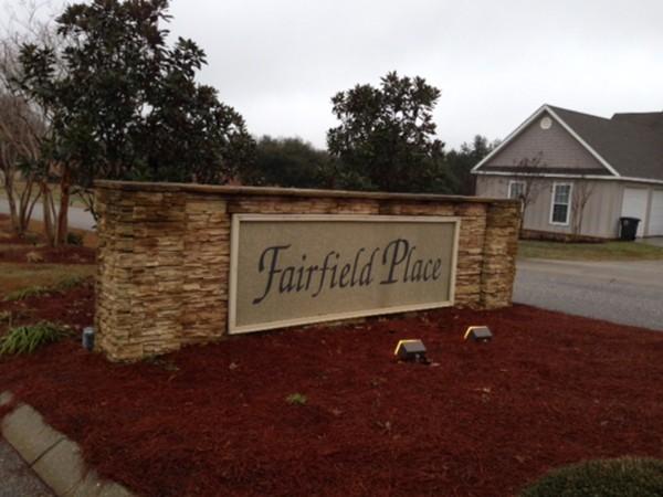 Fairfield Place