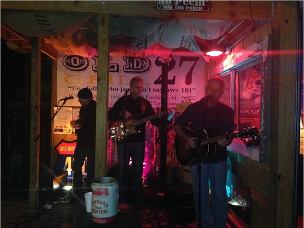 The Modern Eldorado's at Old 27 Grill