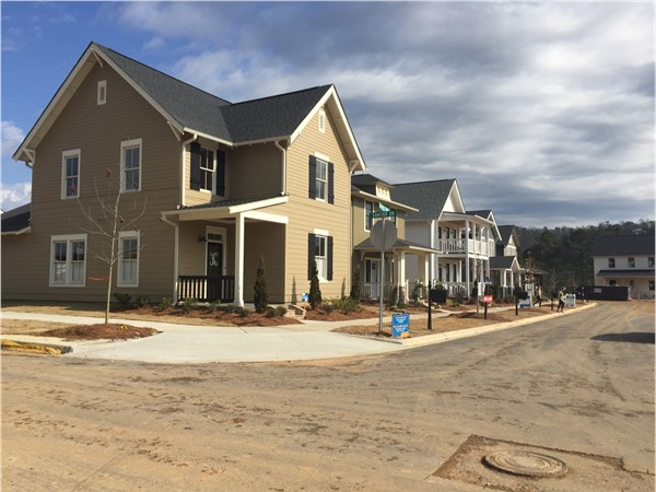 New homes in sawyer trail ross bridge for Birmingham alabama home builders