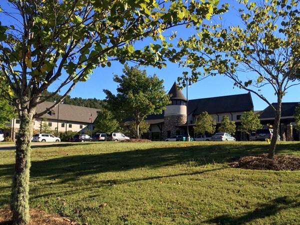 Mt Laurel Elementary School in Shelby County (K-5)