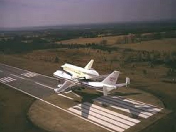 When the Space Shuttle landed at Redstone Arsenal