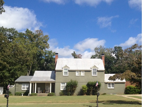 One of the historical home in the heart of Trussville