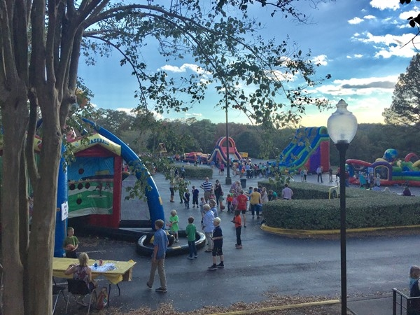 Activities at Briarwood's Annual Fall Festival