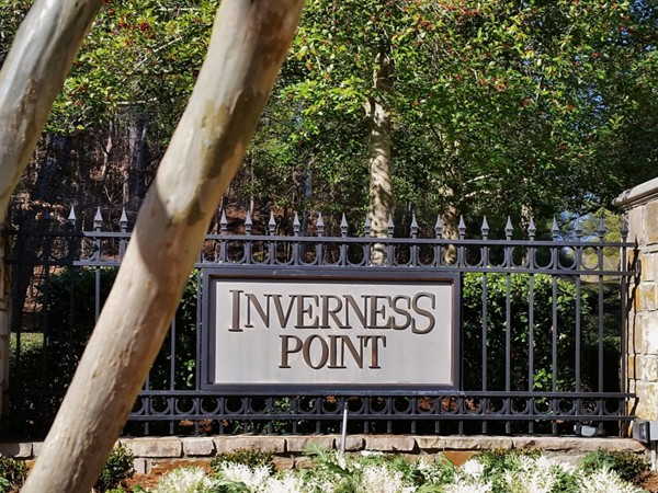 Inverness Point - elite Hoover Subdivision