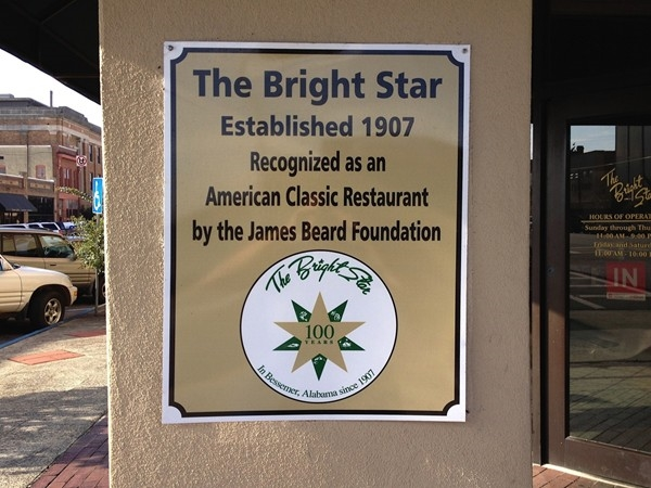 The Bright Star Restaurant