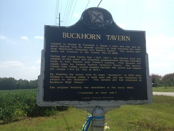 Buckhorn Tavern side number one