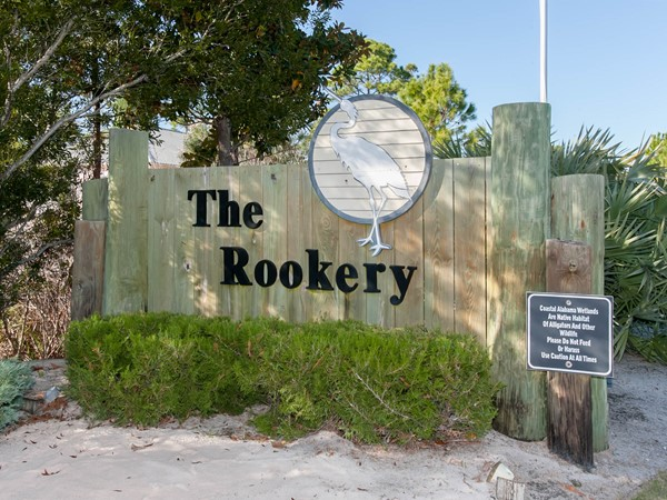 Life is good at The Rookery