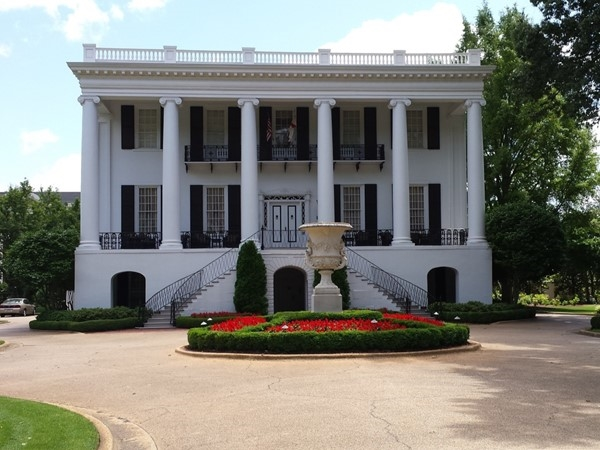 President's Mansion at University of Alabama