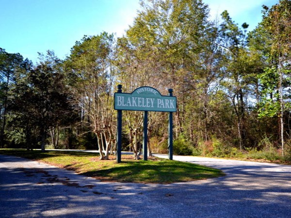 Enjoy a hike at Blakeley Park