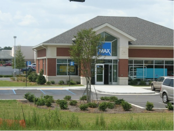 Max Credit Union, a bank located on Hwy 231 in Wetumpka