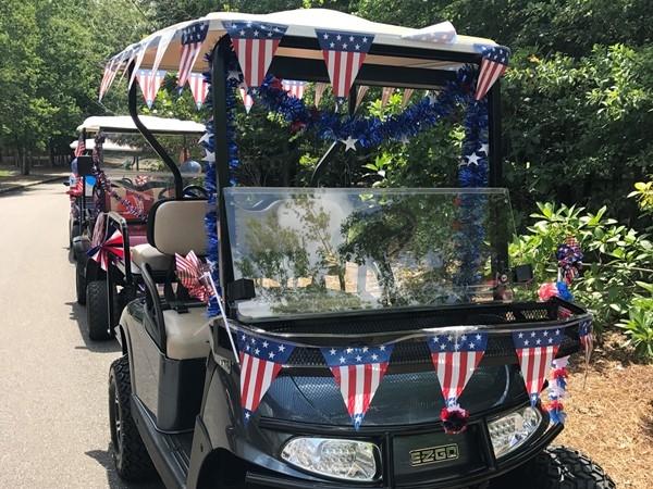 Mt Laurel Fourth of July Celebration