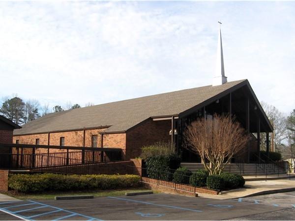 Walkers Chapel Baptist Church
