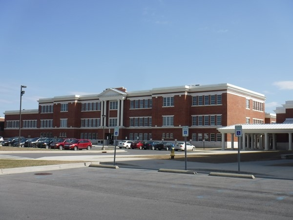 "The architects went ""old school"" with the design of the new Albertville High School"