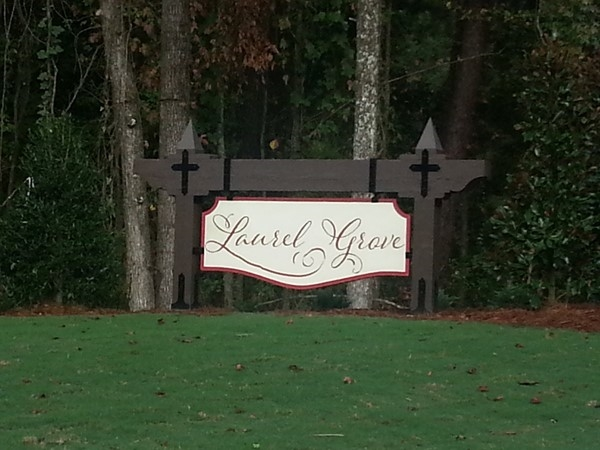 Laurel Grove....North Shelby County's Newest Community.