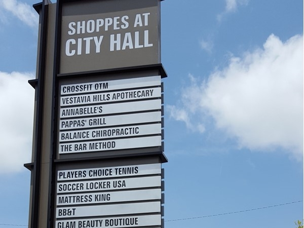 Shoppes at City Hall