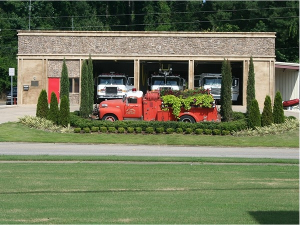 Wetunpka Fire Department. Provides services to over 20,000 residents since 1906