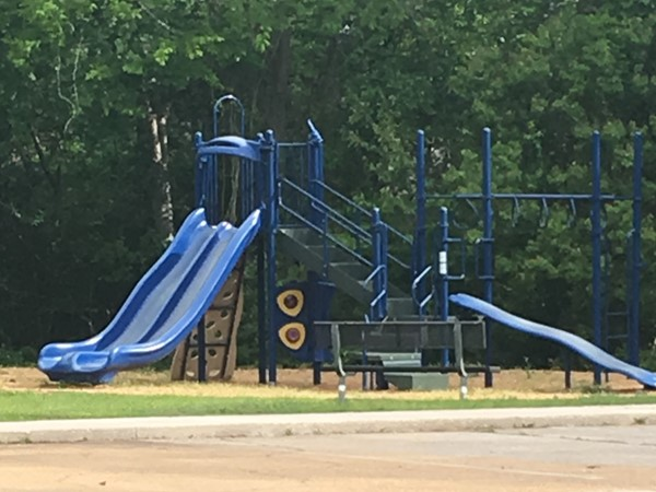 Mallard Creek playground