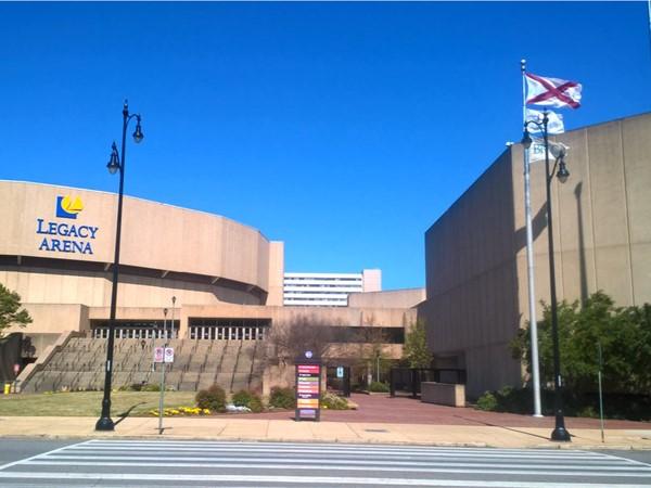 Legacy Arena at Birmingham Jefferson Civic Complex