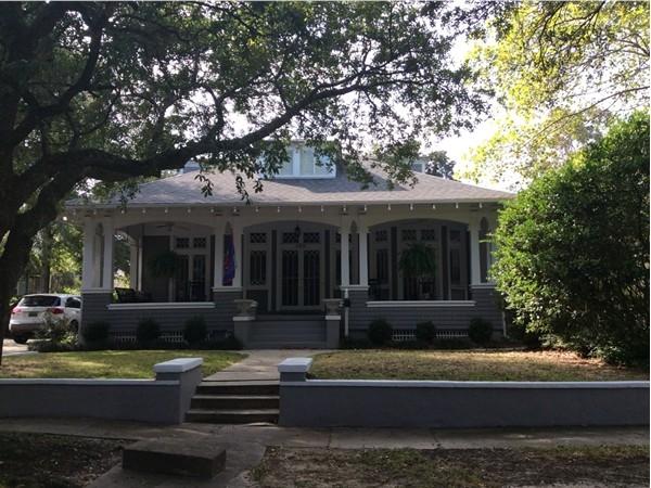 S. Monterey Street home